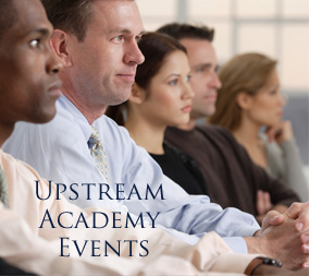Upstream Academy Events