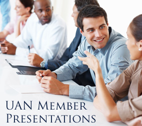 Presentations for UAN Members Only